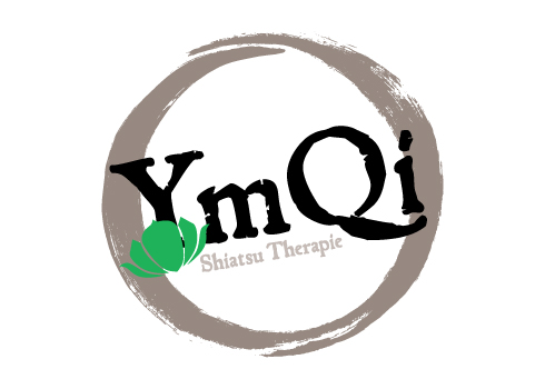 YmQi Shiatsu Therapie Mobile Logo